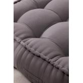 Cuscino per divano modulare in cotone Yebel, immagine in miniatura 3