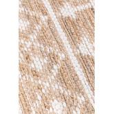 Tappeto di canapa (187x120 cm) Kalas, immagine in miniatura 5