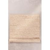 Tappeto di canapa (180x120 cm) Waiba, immagine in miniatura 3