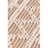 Tappeto di canapa (185x120 cm) Falak, immagine in miniatura 5