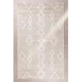Tappeto in cotone (302x185 cm) Kirvi, immagine in miniatura 1