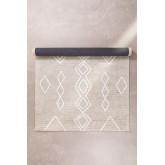 Tappeto in cotone (302x185 cm) Kirvi, immagine in miniatura 2