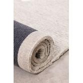 Tappeto in cotone (302x185 cm) Kirvi, immagine in miniatura 3