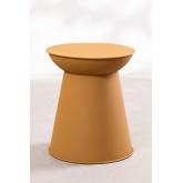 Tavolino rotondo in metallo (Ø37 cm) Bayi, immagine in miniatura 2