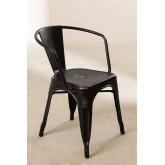 Sedia con Braccioli LIX Vintage, immagine in miniatura 2