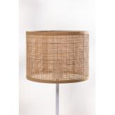 Lampada da Tavolo in Rattan Ytse , immagine in miniatura 3