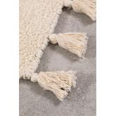 Tappetino da bagno in cotone (133x41 cm) Nocti, immagine in miniatura 3