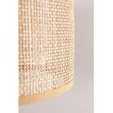 Lampada da soffitto in rattan Ytse , immagine in miniatura 3