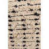 Puff Quadrato di cotone Alison, immagine in miniatura 5