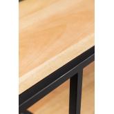 Scaffalatura in legno riciclato Vormir, immagine in miniatura 6