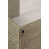 Tavolino in legno di olmo Belah, immagine in miniatura 5