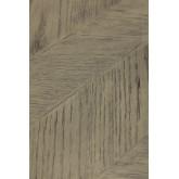 Tavolo da divano in legno di olmo Belah, immagine in miniatura 6