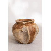 Vaso in legno Meg , immagine in miniatura 2