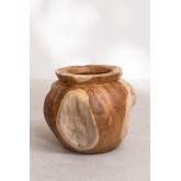 Vaso in legno Meg , immagine in miniatura 3