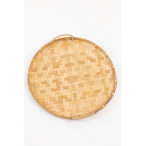 Vassoio decorativo in bambù Sikar, immagine in miniatura 1