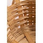 Piatto Decorativo in Bambù Rewa, immagine in miniatura 4
