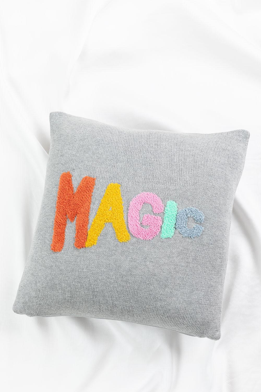 Cuscino Quadrato in cotone Joy Kids , immagine della galleria 1
