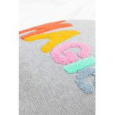 Cuscino Quadrato in cotone Joy Kids , immagine in miniatura 4