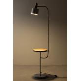 Lampada da terra con tavolo Agueda, immagine in miniatura 3