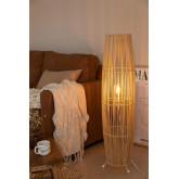 Lampada da terra in Bambù Khumo, immagine in miniatura 2