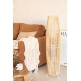 Lampada da terra in Bambù Khumo, immagine in miniatura 1