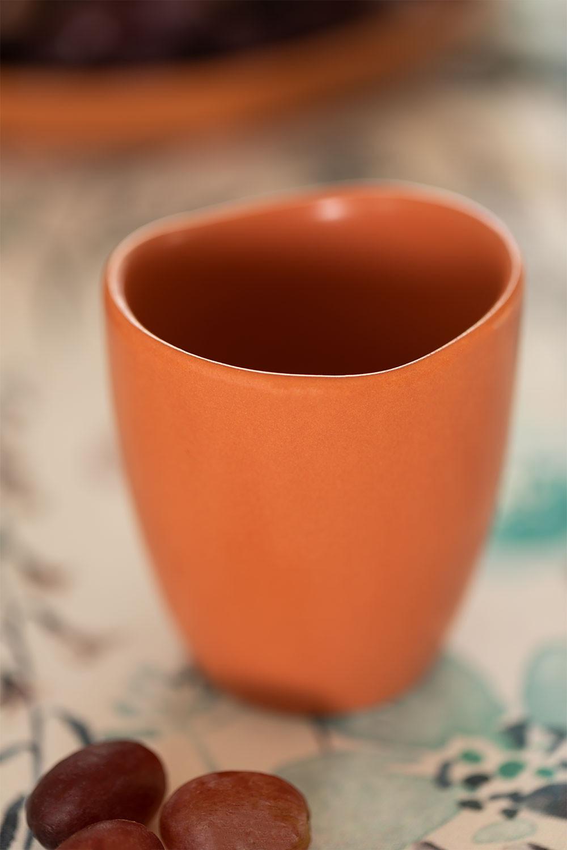 Tazza da caffè in ceramica Duwo, immagine della galleria 1