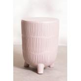 Tavolino rotondo in ceramica Greko, immagine in miniatura 2