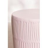 Tavolino rotondo in ceramica Greko, immagine in miniatura 4