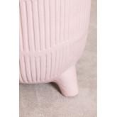 Tavolino rotondo in ceramica Greko, immagine in miniatura 6