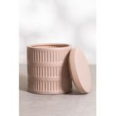 Tavolino rotondo in ceramica Blaci, immagine in miniatura 4