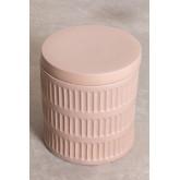 Tavolino rotondo in ceramica Blaci, immagine in miniatura 5