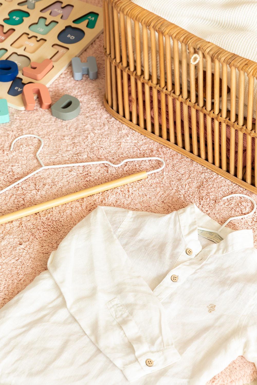 Set di 2 appendiabiti Corin Kids, immagine della galleria 1
