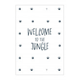 Poster decorativo (50x70 cm) Jungle Kids, immagine in miniatura 2