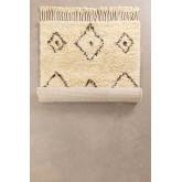 Tappeto in cotone e lana (215x125 cm) Ariana, immagine in miniatura 2