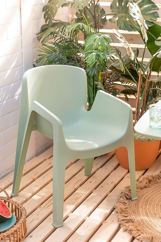 Sedia da giardino Tina, immagine della galleria 1