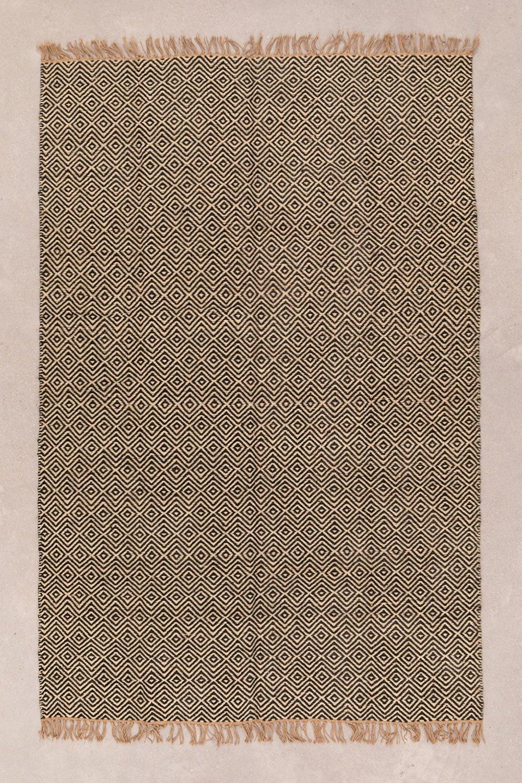 Tappeto in juta naturale (245x165 cm) Kiva, immagine della galleria 1