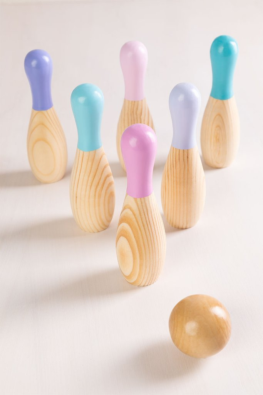 Bowling in legno Todd Kids , immagine della galleria 1