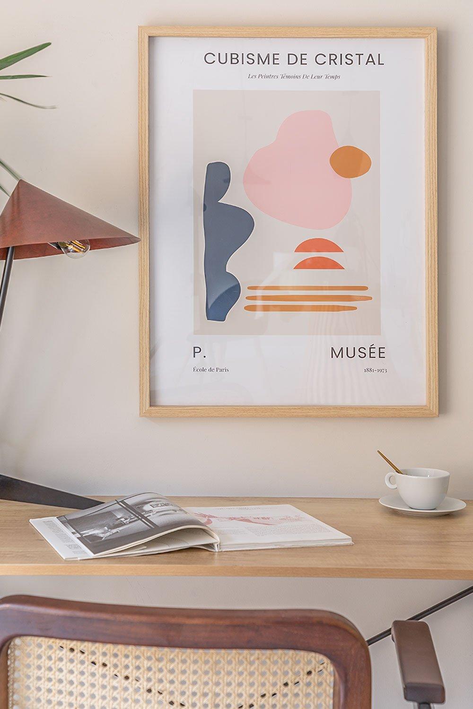 Poster decorativo (50x70 cm) Musy, immagine della galleria 1
