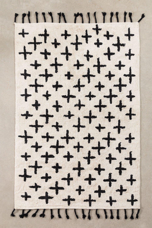 Tappeto in cotone (209x122 cm) Zuul, immagine della galleria 1