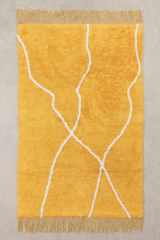Tappeto in cotone (204x118 cm) Kaipa, immagine della galleria 1