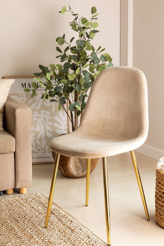 Sedia in Velluto Glamm, immagine della galleria 1