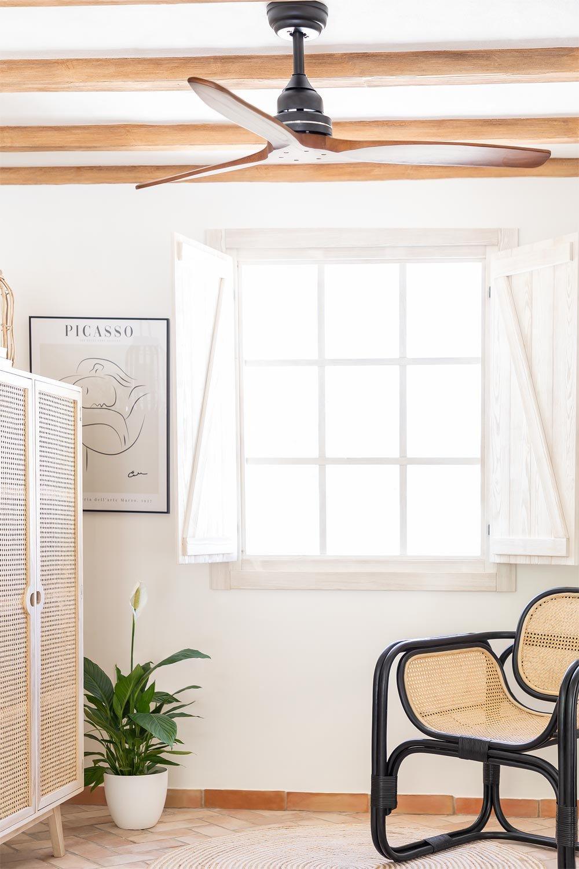 WINDWOOD - Ventilatore da soffitto ultra silenzioso - Create, immagine della galleria 1