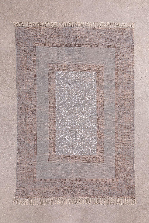 Tappeto in cotone (195x122 cm) Yerf, immagine della galleria 1