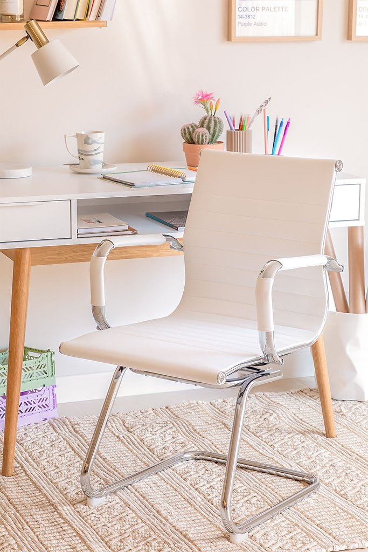 Sedia Ufficio con Braccioli Romy , immagine della galleria 1