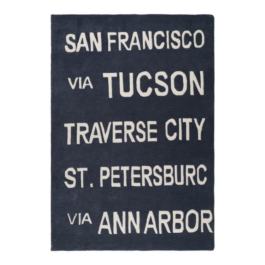 Tappeto in cotone (200x140 cm) Ucso, immagine della galleria 1