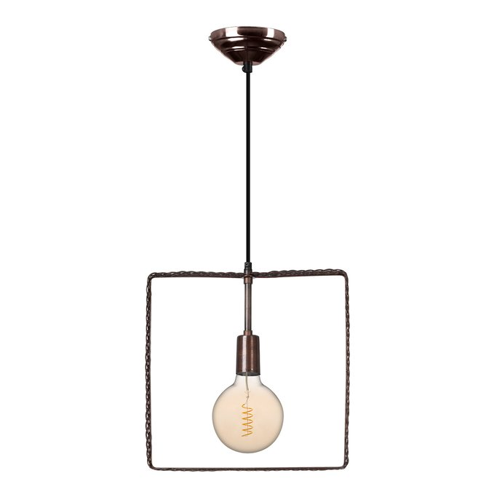Lampada da soffitto Drät, immagine della galleria 1