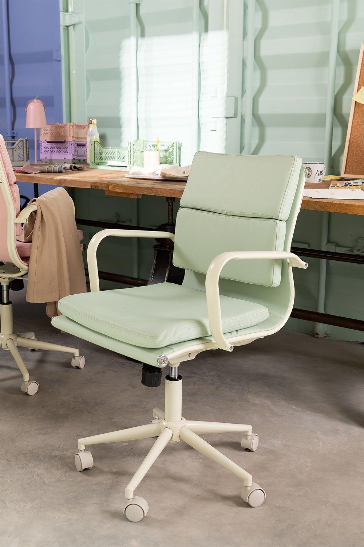 Sedia da ufficio su ruote Fhöt Colors , immagine della galleria 1