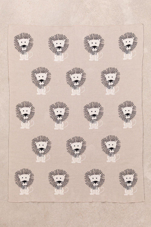 Coperta in cotone Parck Kids, immagine della galleria 1