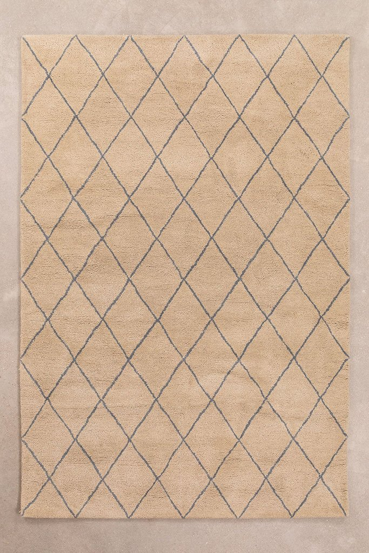 Tappeto in lana (233x156 cm) Kalton, immagine della galleria 1