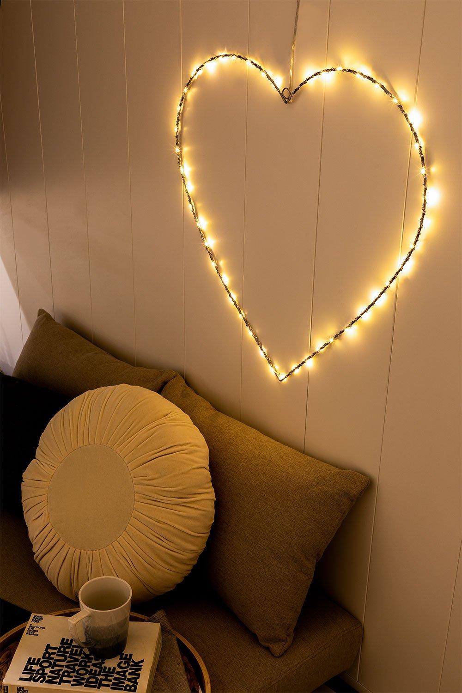Figura decorativa con luci a LED Deit, immagine della galleria 1
